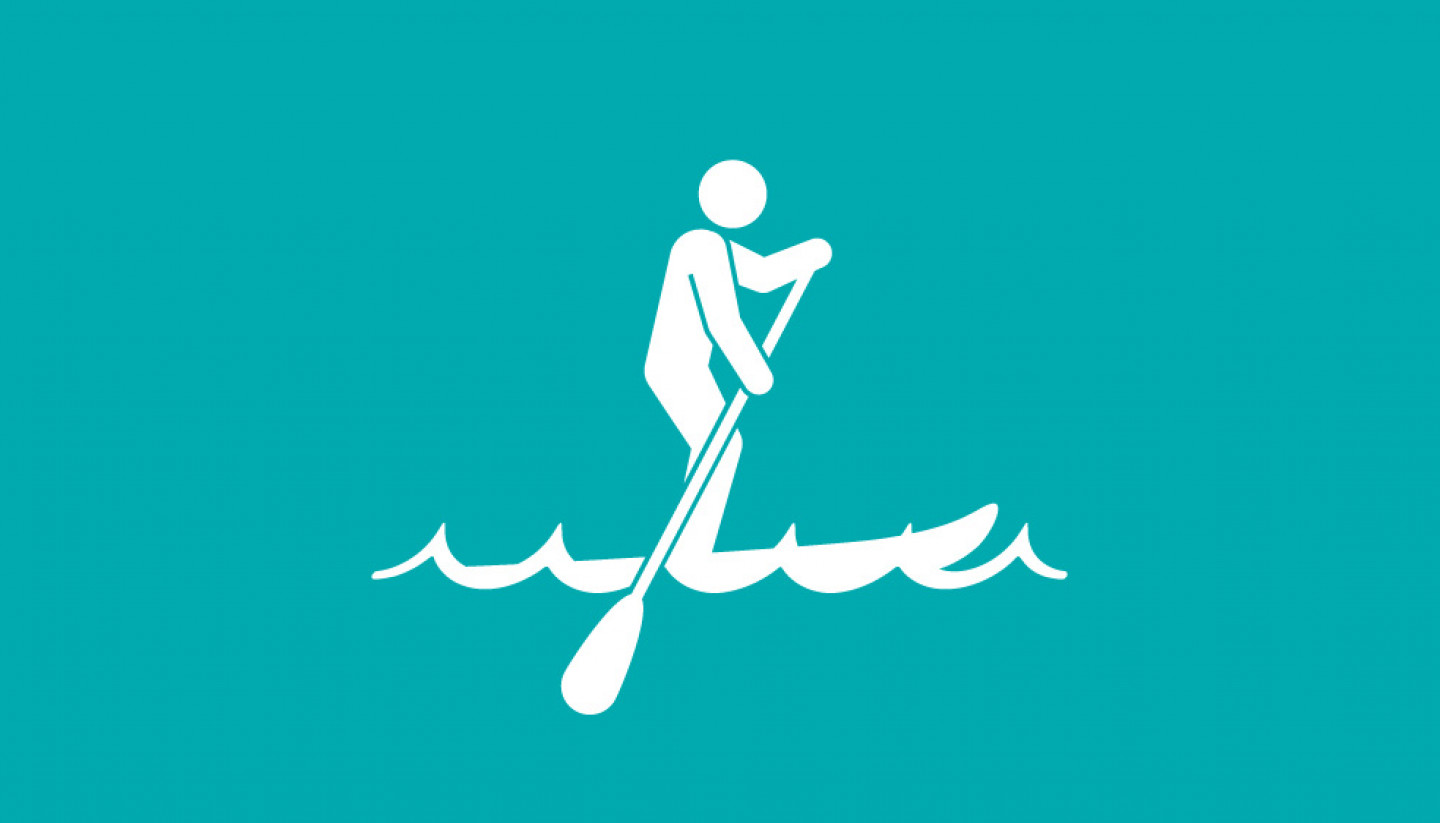 La réglementation du stand-up paddle.