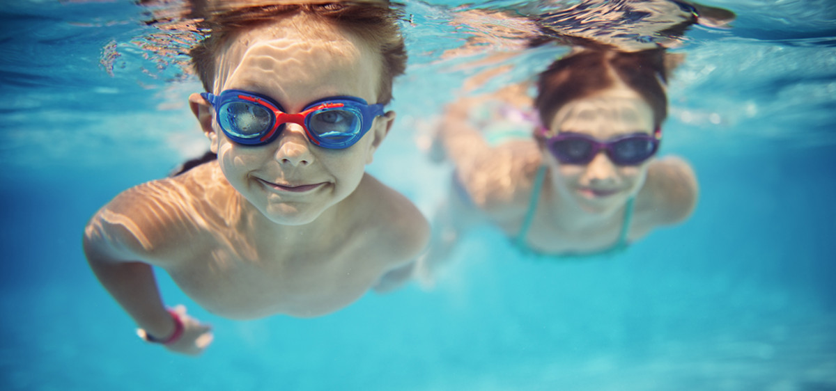 Piscine privée : attention à la sécurité des enfants